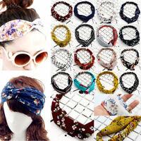 Bandeau élastique pour femmes Accessoires de cheveux pour filles