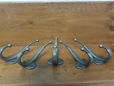 COAT HOOKS  SOLID CAST IRON ANTIQUE VINTAGE INDUSTRIAL STYLE STOCK CLEARANCE