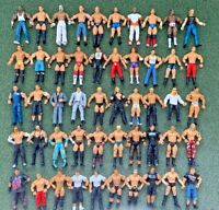 Various WWE / Wrestling Action Figures - Multi Listing - Free Postage (SET A)