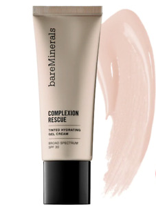bareMinerals Complexion Rescue Tinted Hydrating Gel Cream SPF 30 OPAL 01 1.18 oz