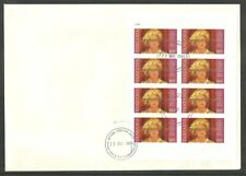 TANZANIA 1986 AMERIPEX QUEEN MOTHER PROOF SHEETS 100/- RED GOLD IMPERF FDC.