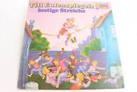 Till Eulenspiegels lustige Streiche Europa Kinderserie E 208 Hörspiel LP Vinyl