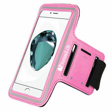 SumacLife Sports Gym Running Armband Case Holder For Samsung Galaxy S10/ Note 10