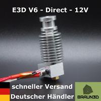 E3D V6 Hotend 1,75mm 12V - All Metal - Direct-Extruder - schneller Versand