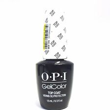 OPI GelColor Soak off Nail Polish Gel Color Top Coat  .5oz/15mL @@SALE@@
