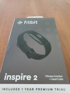 Fitbit inspire 2 New Still Sealed Black