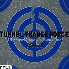 Tunnel Trance Force 03 (1997) Dolphin's Mind, Kai Tracid, Phase IV, Arr.. [2 CD]