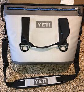 Yeti Hopper Two 20 Portable Soft Cooler - Grey