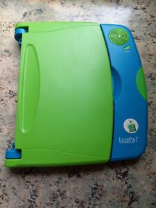 Leap Pad Learning System With Books And Cartriges and case