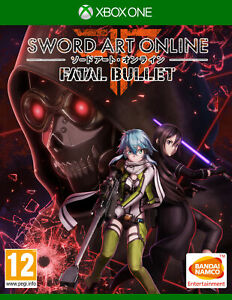 Sword Art Online: Fatal Bullet - Xbox ONE - Neu & OVP - EU Version