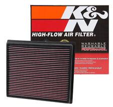 K&N 33-5017 Drop In Air FIlter 14-18 Toyota Tundra Tacoma Sequoia 3.5L 4.6L 5.4L