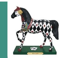 Trail of the Painted Ponies - Black Jack - Retired -  1E/