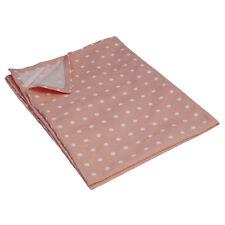dotcomgiftshop Pink Classic Spot Cotton Tea Towel