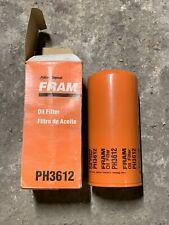 Fram PH3612 Engine Oil Filter - Spin-on full flow - B188