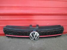 2015 2016 2017 Volkswagen Golf GTI Front  Radiator Grille Grill OEM