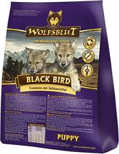 Wolfsblut Black Bird Puppy 15 kg Hundefutter mit Truthahn