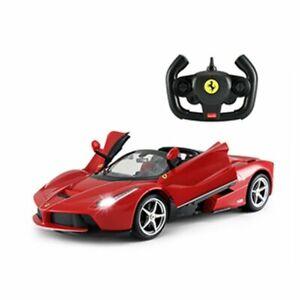 ** RED FERRARI ** R/C RADIO REMOTE CONTROL CAR - 1:14 SCALE - NEW IN BOX - CHEAP