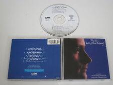 PHIL COLLINS/HELLO, I MUST BE GOING!(WEA 2292-54943-2) CD ALBUM