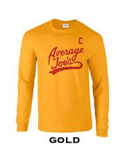 079 Average Joes Long Sleeve cool funny dodgeball uniform costume halloween cpt