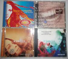 LOT CD ALBUM SPECIAL ALANIS MORISSETTE