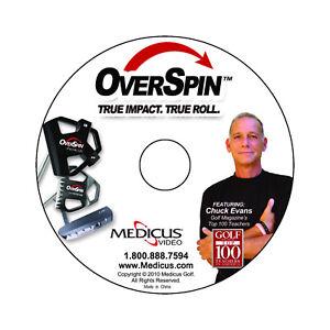 "Putter Golf club Training aids Medicus OverSpin MM2  trainer Men RH 33"""