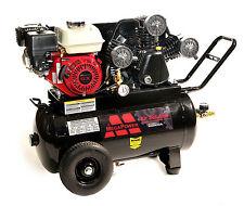 Mega MP-6520G 6.5-HP 20-Gallon 135-Psi Gas-Powered Belt Drive Air Compressor