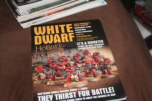 White Dwarf Weekly Magazine Back Issue Number 45 Dated December 6th 2014