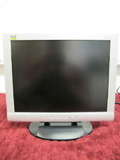 "Viewsonic VA520 15"" LCD Monitor w/Base - Grade A"