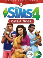 Buy The Sims 4: Cats and Dogs Key Origin PC GLOBAL