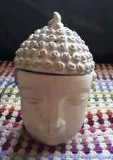 ☆Scentsy Home☆ Wax Melt Warmer Light Up Bali Buddha Head vgc