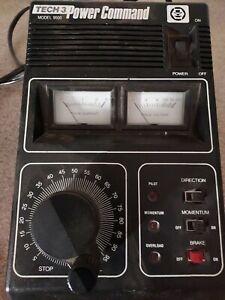 MRC Tech 3 Power Command Model 9500 Train Controller HO N G Scale
