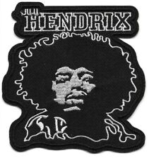 Jimi Hendrix Embroidered Patch Iron-On Sew-On fast Us shipping