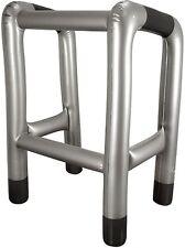 Inflatable Walking Stick & Zimmer Frame 58cm x 45cm x 88cm (X99 024)