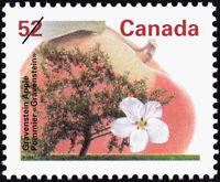 Canada Stamp #1366b - Gravenstein Apple (1995) 52¢