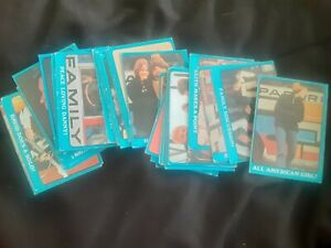 TOPPS  PARTRIDGE FAMILY TRADING CARDS  LOT OF 45 assorted