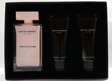 NARCISO RODRIGUEZ FOR HER 100ML EDP GIFT SET WOMEN NEW IN BOX.