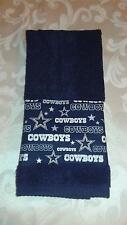 Dallas Cowboys Hand Towel  All Teams Available   GREAT GIFT Handmade