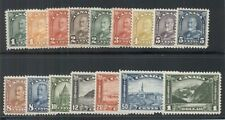 CANADA #162-77 Complete set, unused no gum Scott $519.25
