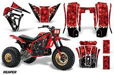 AMR Racing Yamaha Tri Z 250 Graphic Kit Three Wheel Racer Decals ATV 85-86 RP R