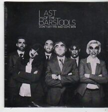 (FJ239) Last of the Barstools, Don't Let The Bad Guys Win - 2014 sealed DJ CD
