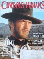 Cowboys & Indians Magazine Clint Eastwood August/September 2017 120818nonrh