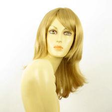 Peluca mujer mediano rubio dorado LILI ROSE 24B PERUK