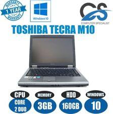 Ordinateur portable Intel Core 2 Duo Toshiba