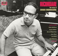 RICORDARE-THE SONGS OF ENNIO MORRICONE   CD NEW!