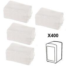 Recharge 400 Serviettes en papier pour distributeur à serviettes