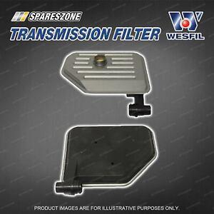 Wesfil Transmission Filter for Hyundai Tucson JN81 2.0L 2.7L 4Cyl V6 2004-2010