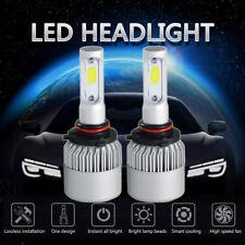 1960W 294000LM LED 9005 HB3 9145 H10 Fog Lights Kit Bulbs White 6000K High Power