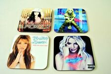 Britney Spears  Album Cover COASTER Set #1