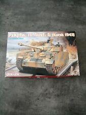 Maquette Kit Tank, Char 1/35. NEUF Dragon 9020 Pzkpfw. IV Ausf. G (kursk 1943)
