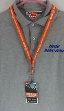 2014 Indianapolis Grand Prix Pre-Race Pit & Garage Access Credential & Lanyard